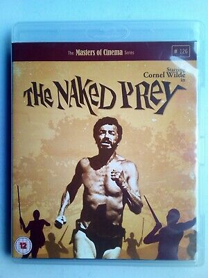 The Naked Prey 1965  (Masters of Cinema) Dual Format Blu-ray & DVD