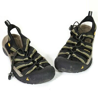 f6aede77de9b Keen Mens Newport Hiking Sandals 8.5 Anatomic Footbed Anti Odor Waterproof  EUC