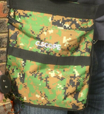 Cscope Camo Finds Pouch