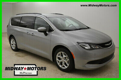2018 Chrysler Pacifica Touring 2018 Touring Used 3.6L V6 24V Automatic FWD Minivan/Van