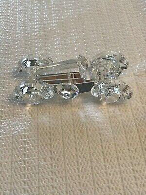 Swarovski Crystal Vintage Roadster Car ~ 3-1/4""