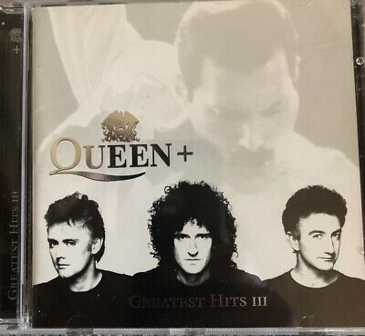 Greatest Hits Volume 3 by Queen (Nov-1999, Emi/Parlophone)
