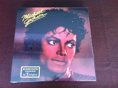 BRAND NEW Michael Jackson and Friends 1984 Colorforms Jigsaw Puzzle MIB