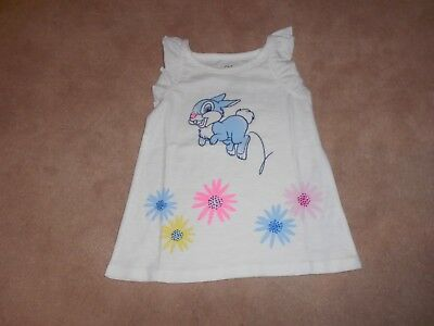 f27105ce8 NEW, Disney's Bambi Baby Girl Thumper Graphic Tank Top by Jumping Beans®,  SIZE