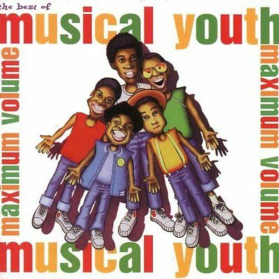 Musical Youth: Maximum Volume The Very Best Of Cd Greatest Hits