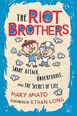Snarf Attack, Underfoodle, and the Secret of Life by Amato, Mary -Hcover