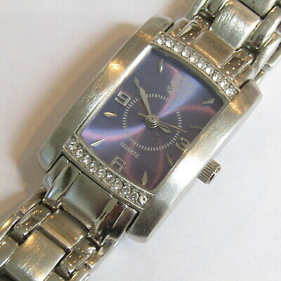 522e1dcfddd LOT OF SWISS by Paolo Gucci Black Dial Gold Tone Leather Gold Band ...