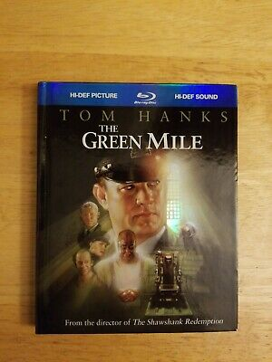 The Green Mile (Blu-ray Disc, 2009, DigiBook)
