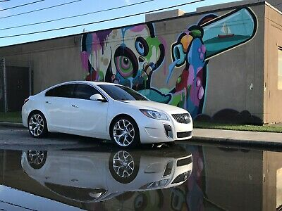 """2012 Buick Regal GS 2012 Buick Regal GS 6 speed manual 20"""" wheels EXCELLENT CONDITION SOUTHERN CAR"""