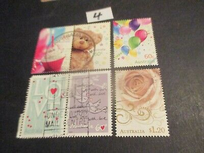 N0--4 -2012--Precious  Moments  6  Stamps   Perf;---F/S---- Used -A1