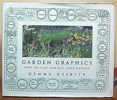 Garden Graphics, How to Plan and Map Your Garden by Gemma Nesbitt