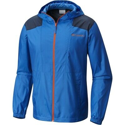COLUMBIA CHAQUETA IMPERMEABLE HOMBRE Flashback Windbreaker