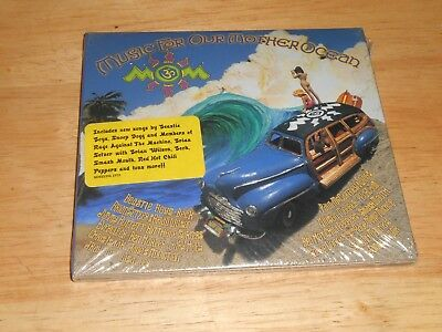 MUSIC FOR OUR MOTHER OCEAN 3, incl Pearl Jam, Lit, Snoop Dogg Bounce   CD  1999