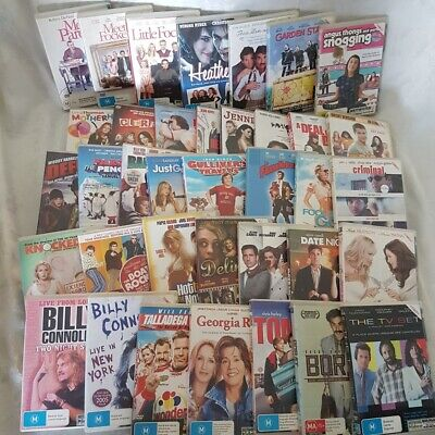 Comedy Movie Pack 37 x DVDs Meet the Parents, Little Fockers,Clerks 2 & Heathers