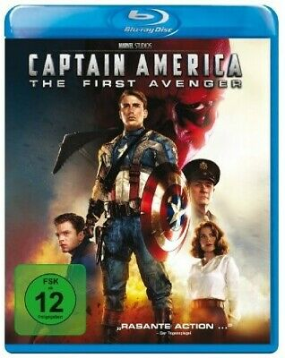 Captain America - The First Avenger Blu Ray