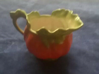 "Antique Royal Bayreuth - ""Tomato""  Pattern - Creamer"
