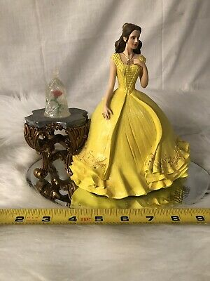 Disney Beauty & The Beast Belle #0507 The Hamilton Collection Collectible Figure