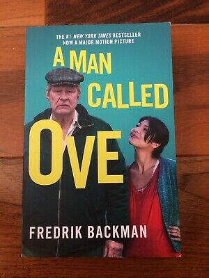 A Man Called Ove by Fredrik Backman. Paperback. Unread.