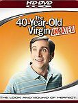 The 40 Year Old Virgin (Hd-Dvd, 2007)