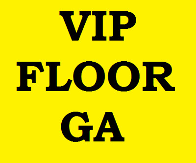 1 - 4 VIP GA Tickets Nelly Golden Nugget Lake Charles LA Friday June 7, 2019