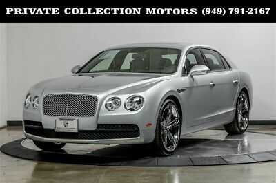 2015 Bentley Flying Spur  2015 Bentley Flying Spur V8 1 Owner Only 12k Miles Clean Carfax