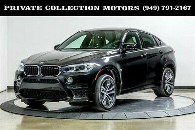 2015 BMW X6  2015 BMW X6 M 1 Owner Clean Carfax Well Kept Low Miles Highly Optioned