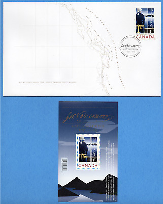 2007 Canada FDC First Day Cover + Stamp #2219 - Captain George Vancouver