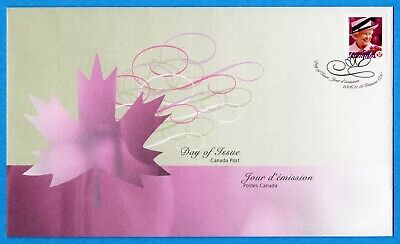 2006 Canada FDC First Day Cover #2188 - Permanent Queen Elizabeth II