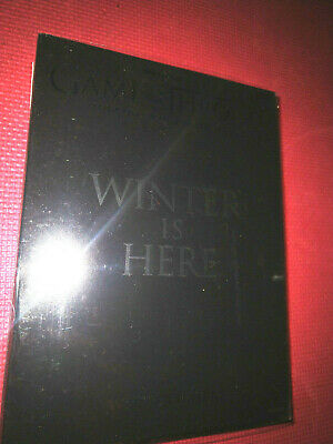 Game of Thrones:  Complete 7th Season dvd, great used condition, bonus disk