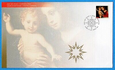2006 Canada FDC First Day Cover #2183 - Christmas Madonna And Child