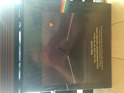 Pink Floyd Dark Side of the Moon 30th Anniversary NM Disc in Shrink!