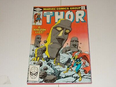 Mighty Thor 318 (1982)