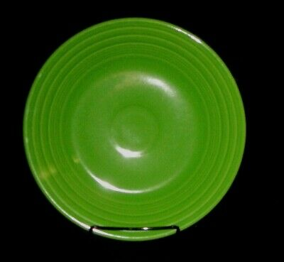 """Fiestaware 9"""" Luncheon Plate in Shamrock - New - 1st Quality"""
