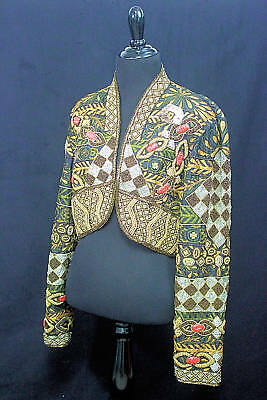 Beaded Bolero Show Jacket 38ins Chest – Ref: 2653-95 reduced xxx