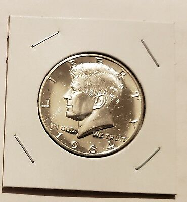 1964 Silver Kennedy Half Dollar Choice Proof No Reserve