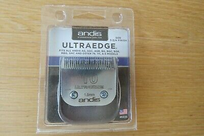 Andis UltraEdge Professional Grooming Blades for Cats & Dogs 1.5mm