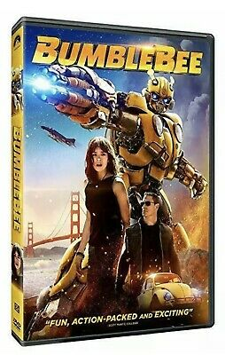 BUMBLEBEE NEW DVD (PRE-ORDER SHIPS 4-02-2019) Free Fast Shipping 🚀
