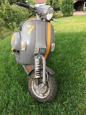 Vespa PX Tuning 177ccm 19PS