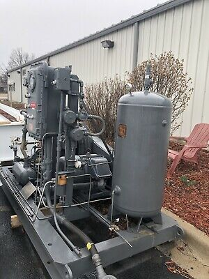 REBUILT INGERSOLL RAND Cng Compressor Package With Weather