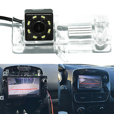 Rear View Camera For Renault Clio 4 IV +Cable Kit Car Reverse