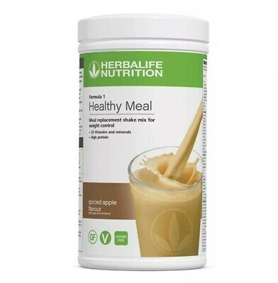 Herbalife Formula 1 Healthy Meal Spiced Apple 550g