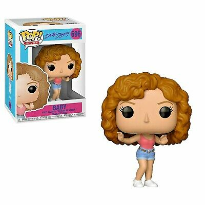 "Funko Pop Dirty Dancing ""baby""brand New Condition"
