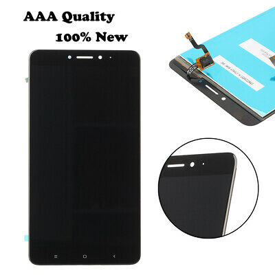 Black Xiaomi MI MAX 2 LCD Display Assembly+Touch Screen Digitizer @