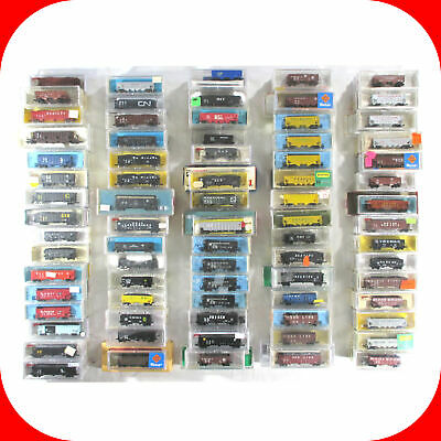 N Scale Open Hopper Variety Car lot -Atlas,MTL -Coal,Load/ MULTI-ITEM DISCOUNT
