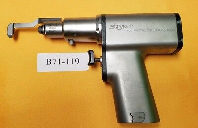 Stryker Surgical Orthopedic Sternum saw with Blade Guard REF: 4107, 4107-8