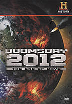 History Channel: Doomsday 2012  The End of Days DVD - Brand New SEALED