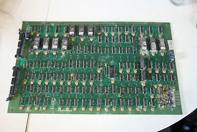 Zaxxon Video Board Arcade PCB Untested As Is For Repair Atari