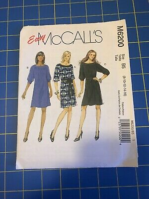 Womens//Misses Easy Pullover Tops Tunics Sewing Pattern//Vogue R10064//SZ XS-M//UCN