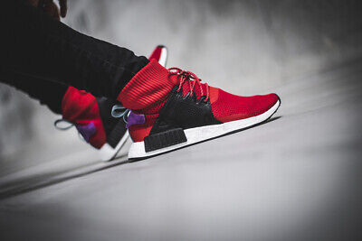 921c134d54e0e NEW ADIDAS NMD XR1 WINTER RED Men Running Shoes BZ0632 Originals Size 8