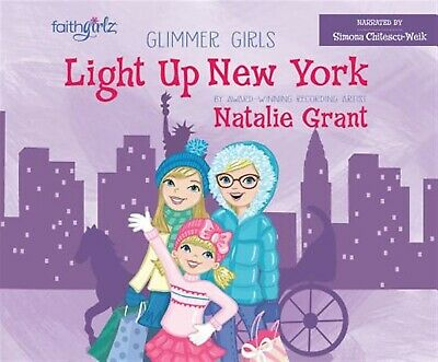 Light Up New York by Grant, Natalie CD-AUDIO